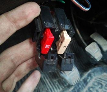 Электроника ЦЗ в авто
